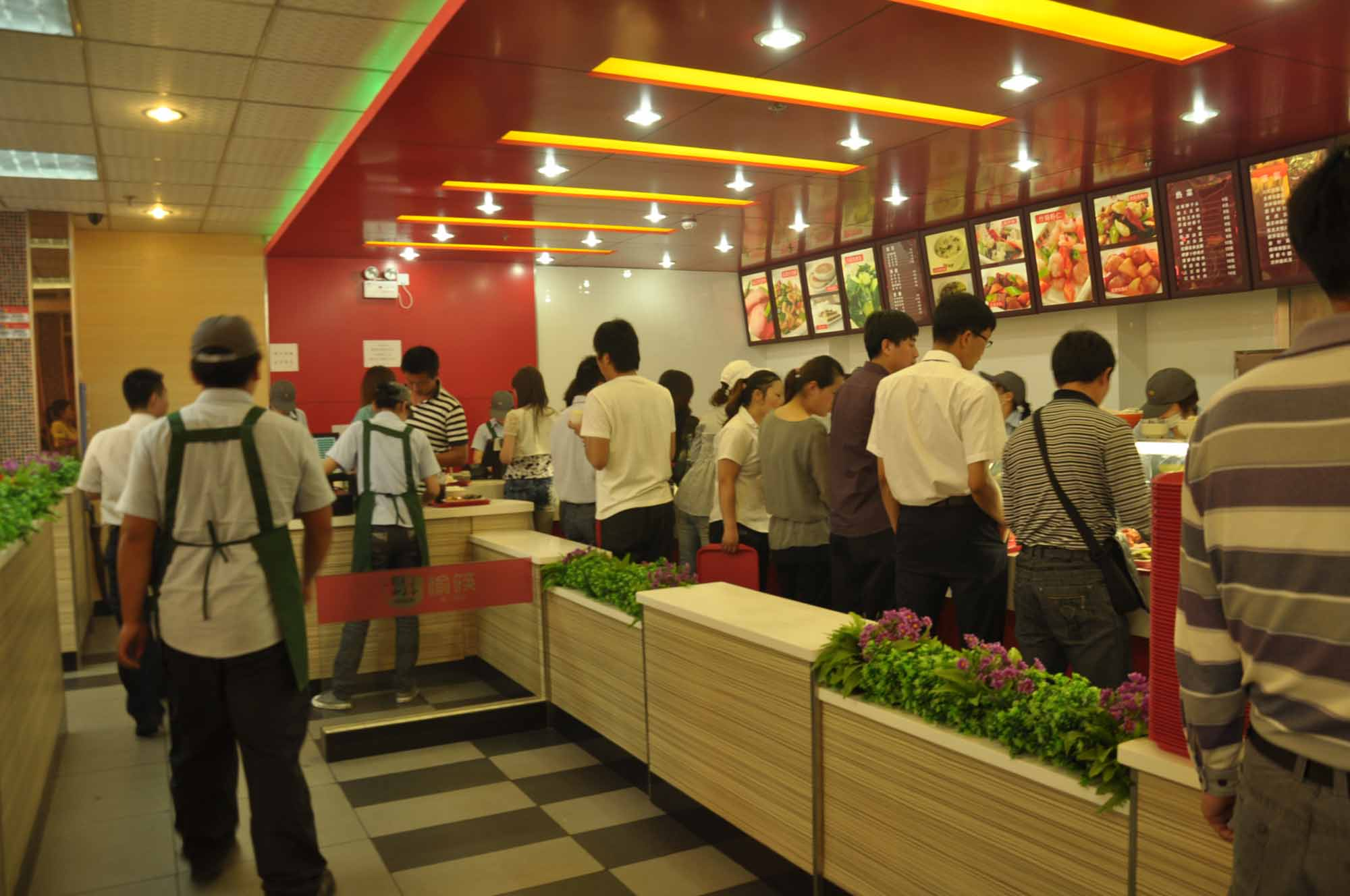 中式快餐加盟怎么吸引顾客?