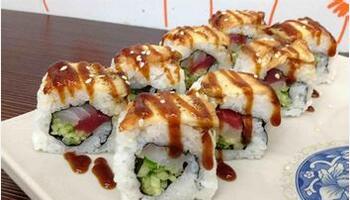 寿司加盟?实现自己人生