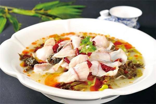 椒羞小姐酸菜鱼米饭
