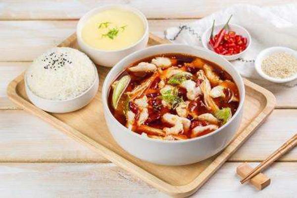 非池中酸菜鱼米饭加盟费