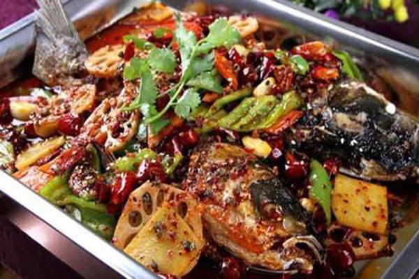 西安藏式秘制烤鱼