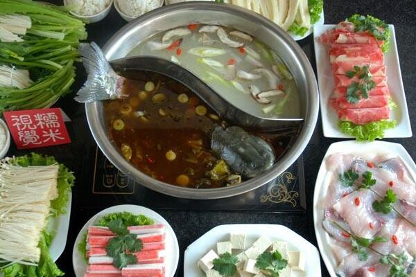 松园酸菜鱼火锅
