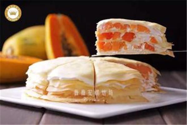 海南薇薇安蛋糕创始人
