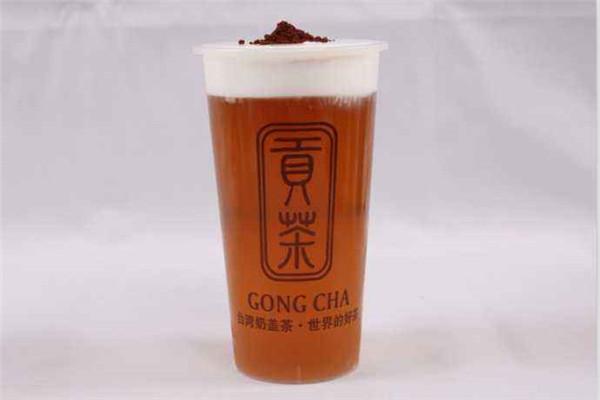 广州御质贡茶
