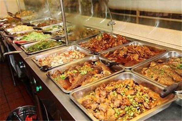 中西简餐加盟店
