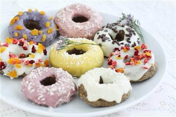甜甜圈加盟