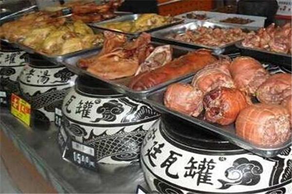 兴超宫廷瓦罐鸡加盟