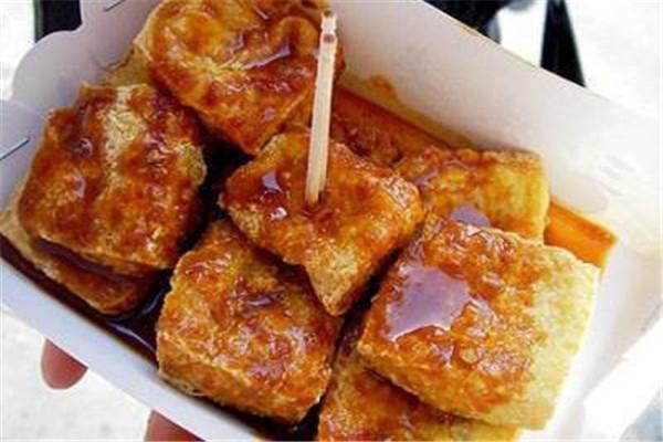 三味臭豆腐加盟
