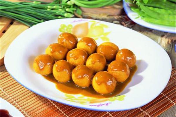 香港鱼蛋加盟