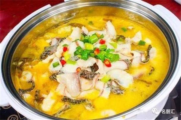 加盟鱼小坛酸菜鱼