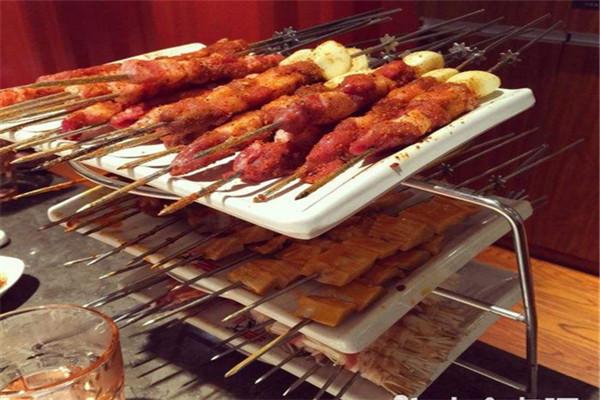 丰茂盛朝鲜族烤串加盟