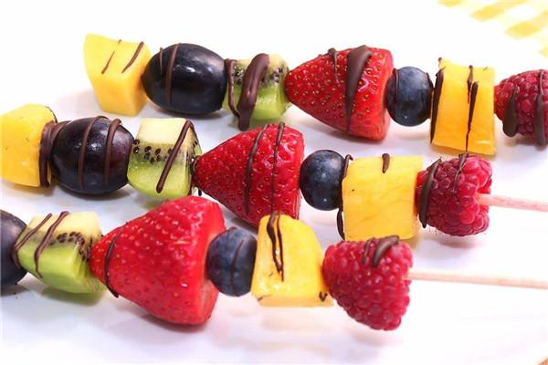 巧克力水果串加盟