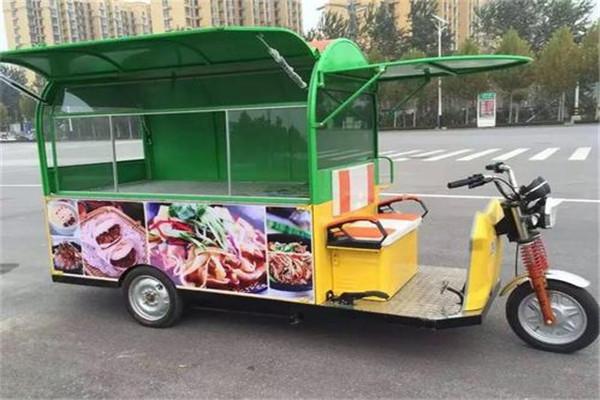 小吃车多少钱一个?加盟小吃车能赚钱吗?小吃车发展前景如何?