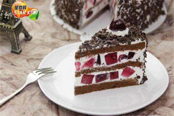 星奇异蛋糕加盟