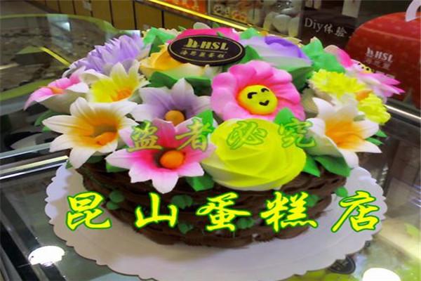 百甲蛋糕培训