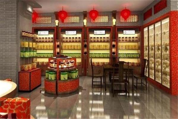 想开一家茶叶店