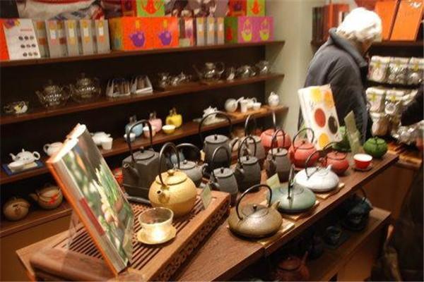 开茶叶店多少钱