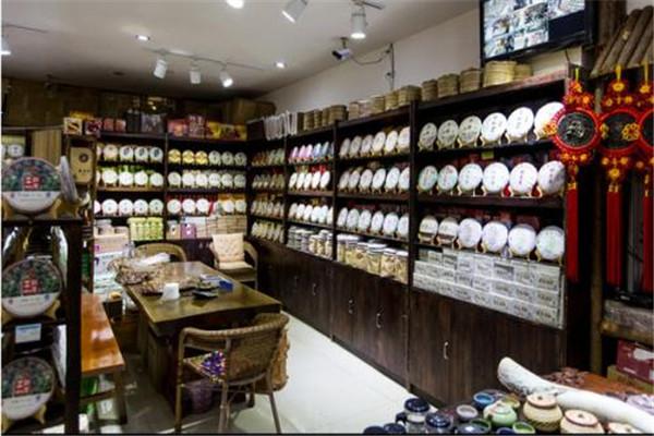 开个茶叶店多少钱