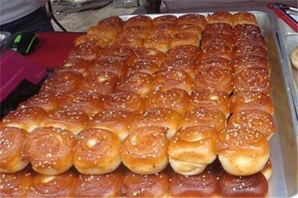 蜂蜜小面包