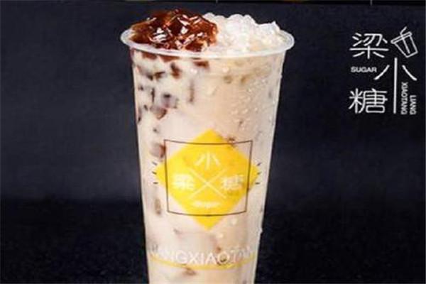 梁小糖奶茶加盟官网