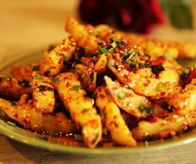 炸土豆小吃加盟