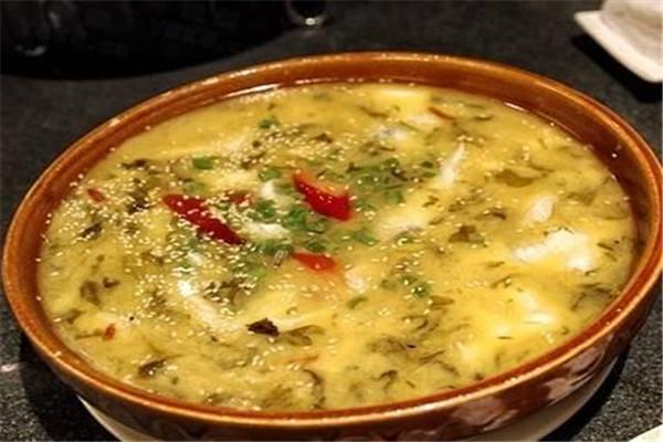 绥化酸菜汤加盟