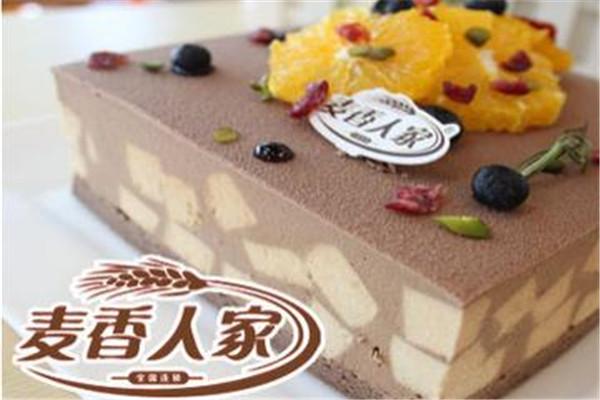 麦香人家蛋糕店加盟