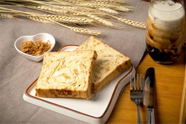 吐司面包加盟店