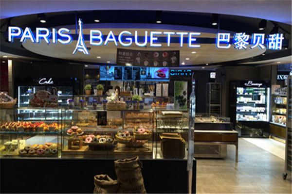 巴黎贝甜加盟费多少