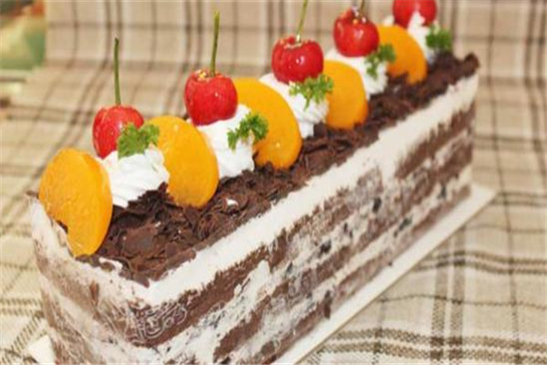 心岸蛋糕店加盟