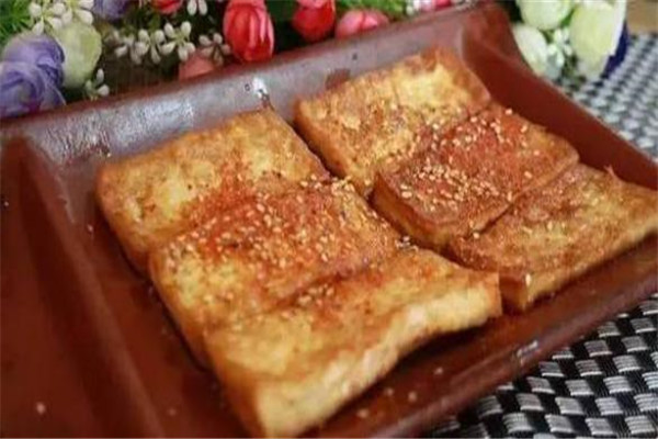 云南烤豆腐加盟