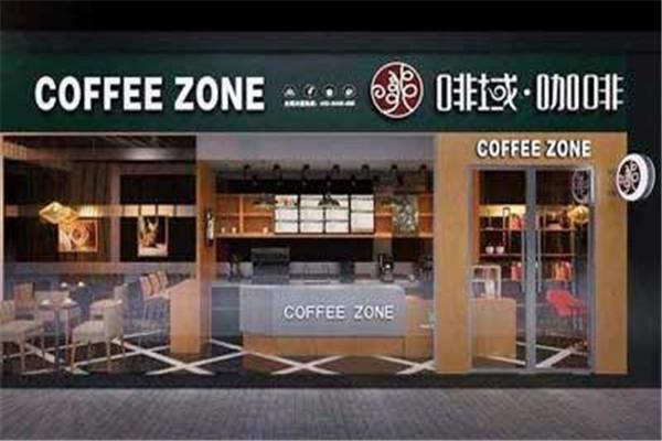 啡域咖啡加盟店