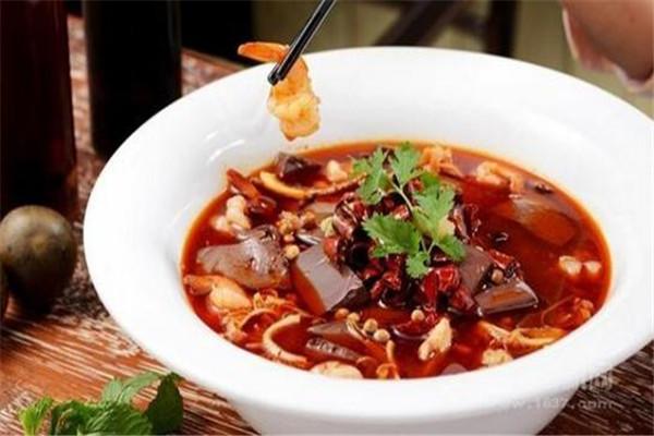 旺池川菜加盟