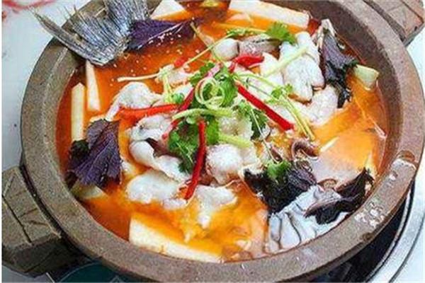 正宗石锅鱼加盟