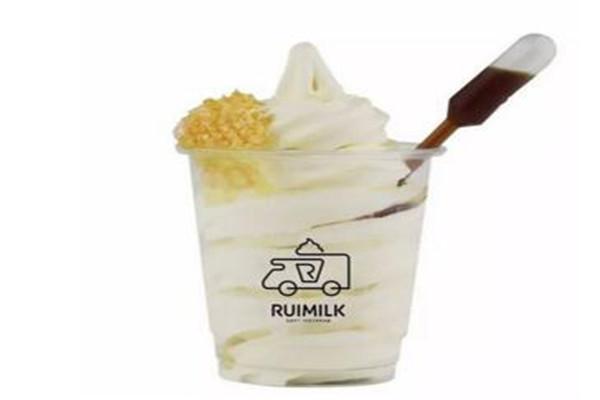 瑞蜜可冰淇淋加盟