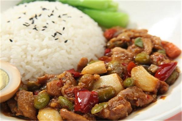 享之味中式快餐加盟