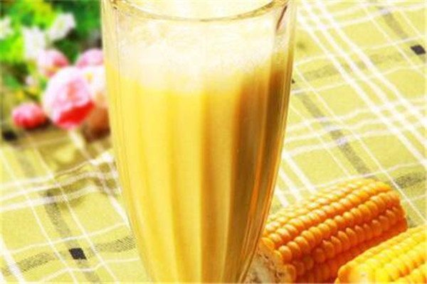 忘形鲜榨玉米汁加盟