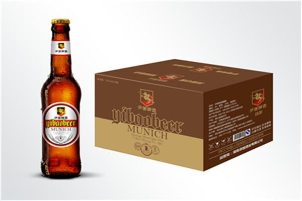 伊堡啤酒加盟