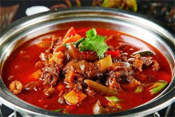 驴肉汤锅加盟