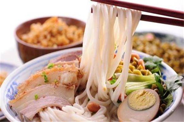 香一村羊肉米线加盟