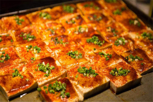 铁板烧豆腐加盟