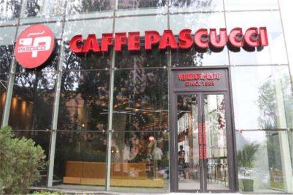 pascucci咖啡加盟