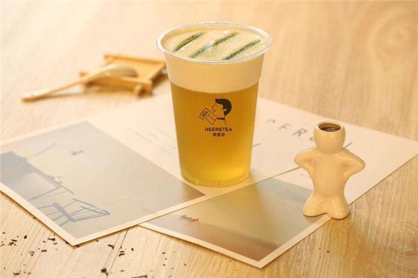 正宗东喜茶加盟费200万