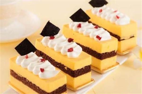 沁园蛋糕加盟