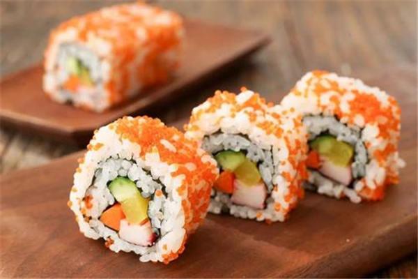 杭州寿司加盟