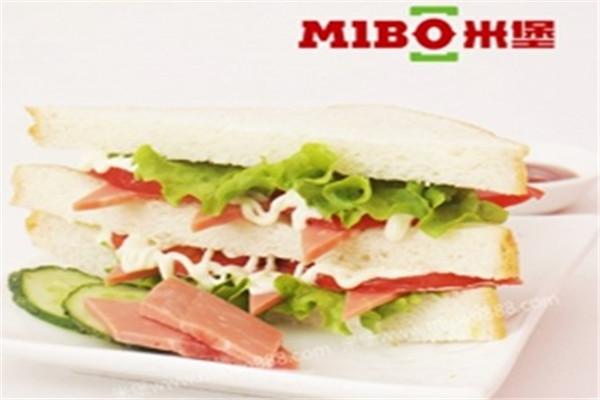 米堡快餐加盟