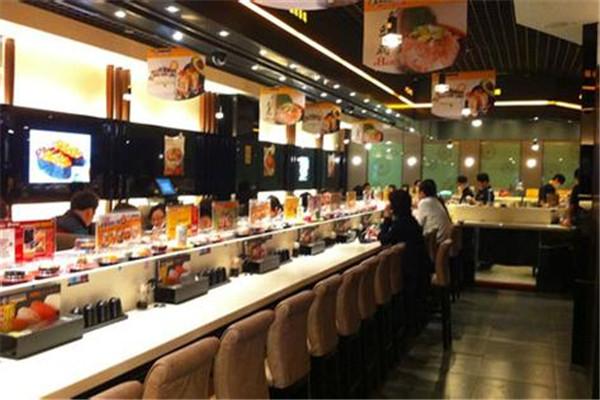 回转寿司加盟费多少?加入其中的加盟流程又是什么呢?