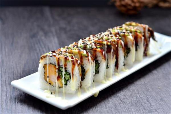 n多寿司加盟费多少