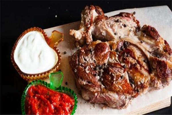 红柳枝烤肉加盟