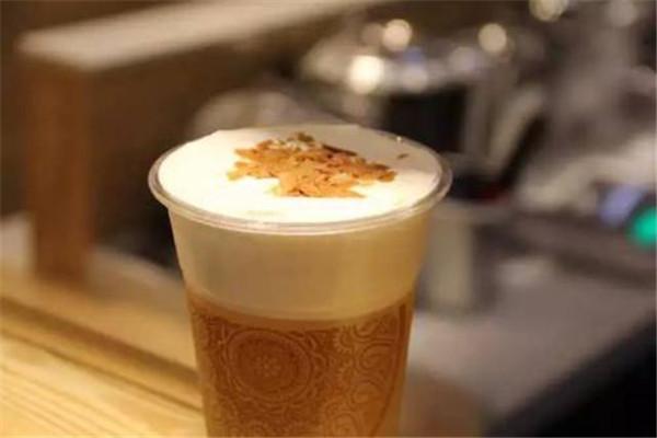 西沃鲜奶奶茶加盟店
